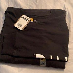 NWT Carhartt long sleeve shirt